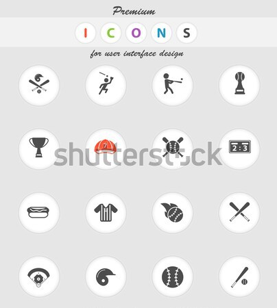 Veterans day simply icons Stock photo © ayaxmr