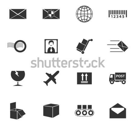Stok fotoğraf: Gönderemezsiniz · hizmet · sadece · simgeler · web