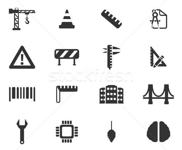 エンジニアリング 単に アイコン シンボル webアイコン ユーザー ストックフォト © ayaxmr
