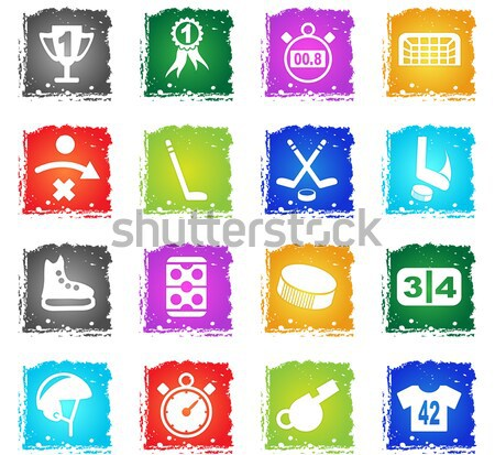 Film Industry Icons Stock photo © ayaxmr