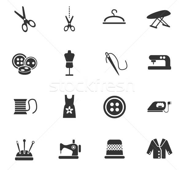 Web simgeleri kullanıcı arayüz dizayn Stok fotoğraf © ayaxmr