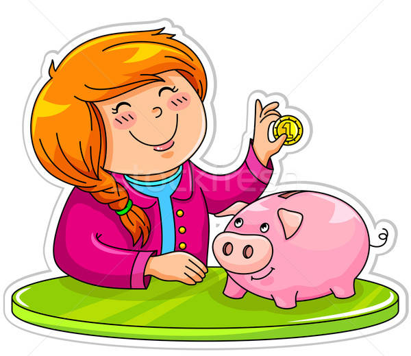 piggy bank Stock photo © ayelet_keshet