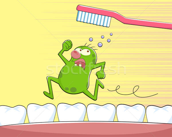tooth germ Stock photo © ayelet_keshet