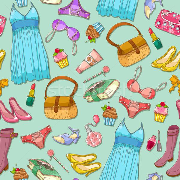 girl's things Stock photo © ayelet_keshet