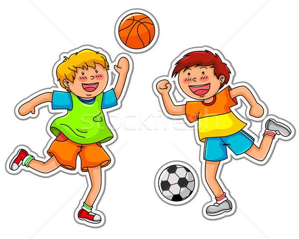 Ball spiele jungen spielen fu ball basketball for Gimnasio winner