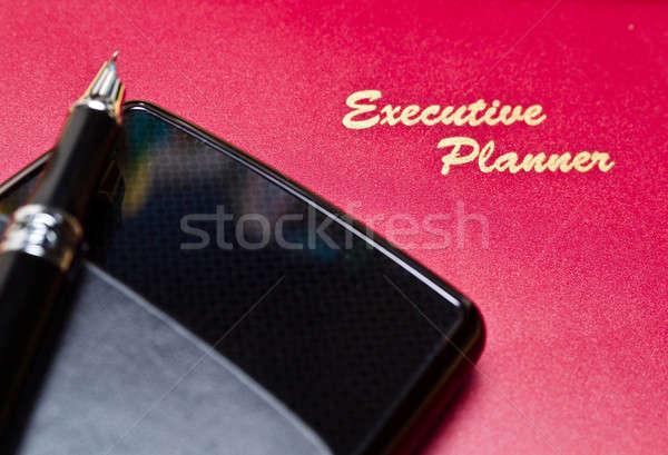 executive Planner Series IV Stock photo © azamshah72