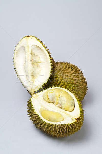 opened Durian II Stock photo © azamshah72