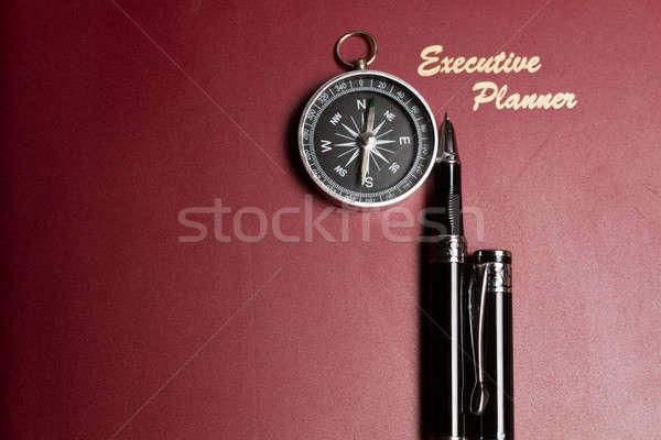 Concept-Business Direction Planner Stock photo © azamshah72