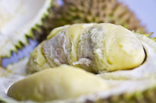 Durian Flesh Stock photo © azamshah72