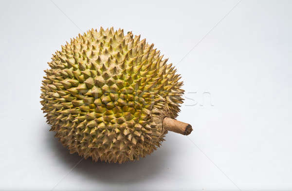 Whole Durian Closeup Stock photo © azamshah72