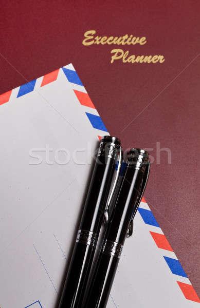 Planner and Envelope II Stock photo © azamshah72