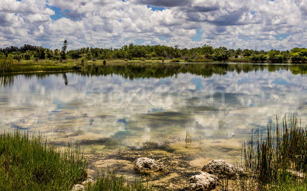 Florida meer landschap dag strand Stockfoto © Backyard-Photography
