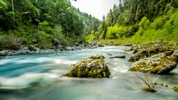 Stock photo: Smith River
