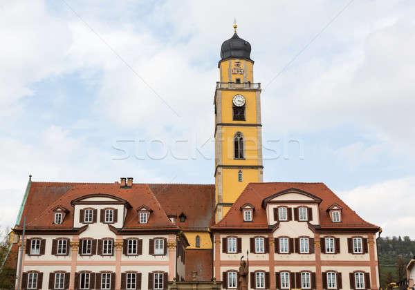 Bad Mergentheim in Germany Stock photo © backyardproductions