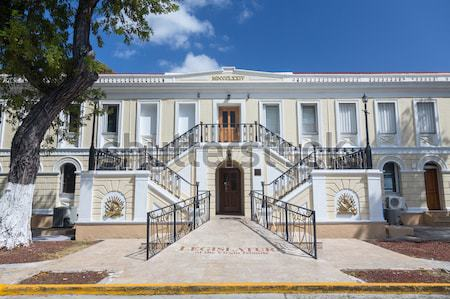 Legislature of US Virgin Islands Stock photo © backyardproductions