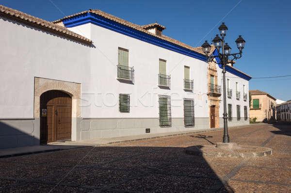 Almagro in Castilla-La Mancha, Spain Stock photo © backyardproductions