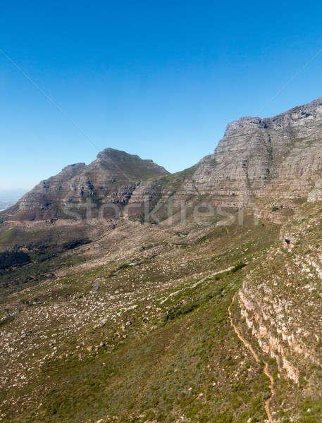 таблице горные Кейптаун ЮАР Сток-фото © backyardproductions