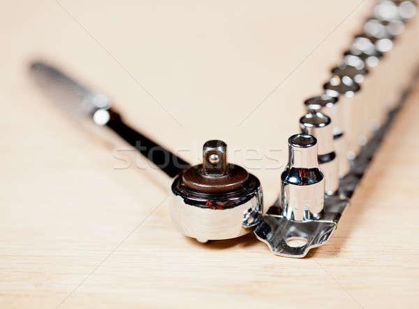 Miniature socket set Stock photo © backyardproductions