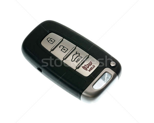 Keyless wireless door opener fob Stock photo © backyardproductions