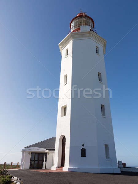 Lighthouse at Danger Point South Africa Stock photo © backyardproductions