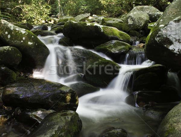 Rocky River Stock photo © backyardproductions