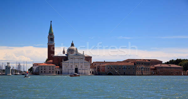 Basilica San Giorgio Maggiore Stock photo © backyardproductions