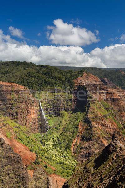 Stock photo: Waimea Canyon Kauai island Hawaii