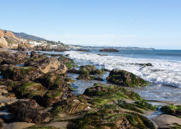 El Matador State Beach California Stock photo © backyardproductions