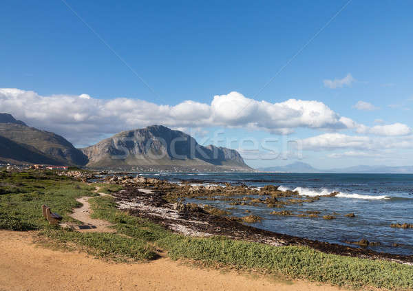 Bettys Bay Western Cape South Africa Stock photo © backyardproductions