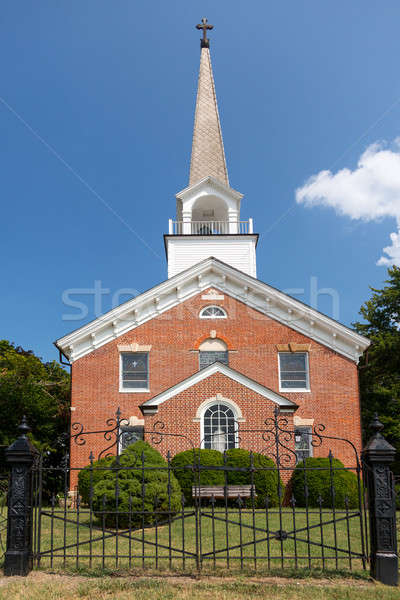 St Ignatius church Chapel Point Maryland Stock photo © backyardproductions