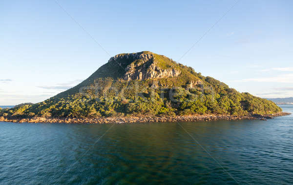 The Mount at Tauranga in NZ Stock photo © backyardproductions