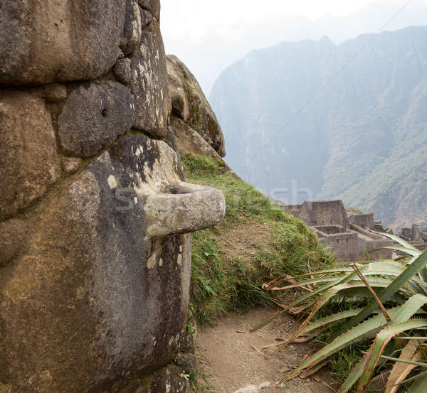 Machu Picchu in the Cusco region of Peru Stock photo © backyardproductions