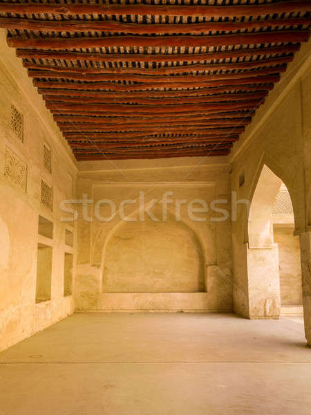Shaikh Isa bin Ali House Bahrain Stock photo © backyardproductions