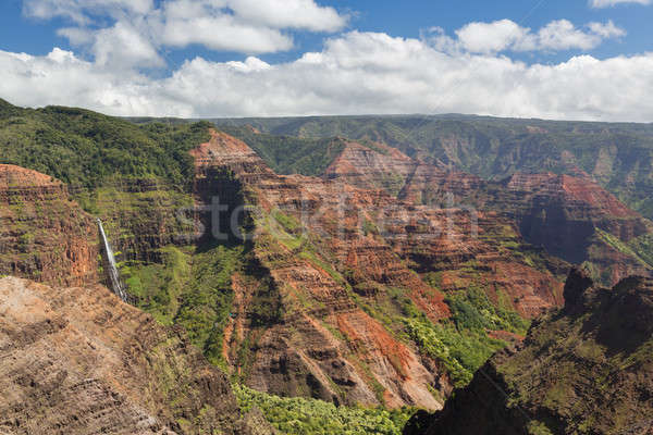 Canyon isola Hawaii view Grand Canyon panorama Foto d'archivio © backyardproductions
