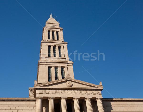 George Washington National Masonic Memorial Stock photo © backyardproductions