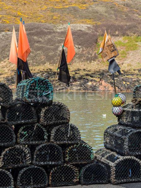 омаров стены веревку банка Сток-фото © backyardproductions