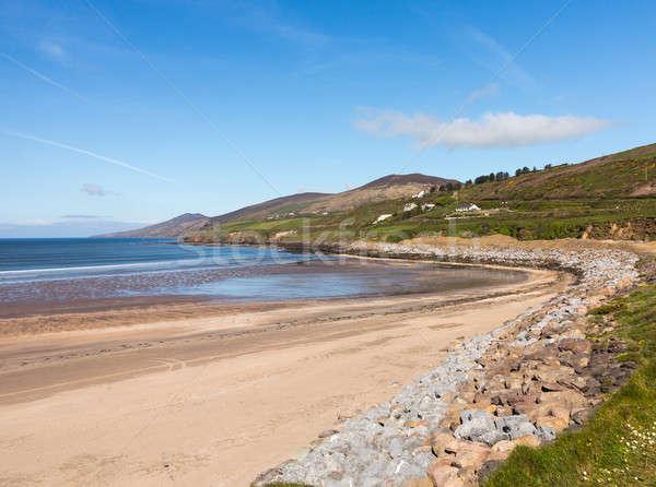ストックフォト: 南 · 西 · 海岸 · アイルランド · 表示 · 海岸線