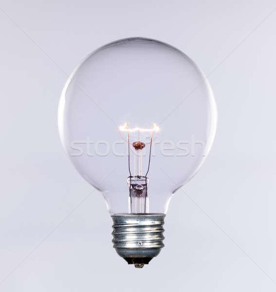 Incandescent lightbulb Stock photo © backyardproductions