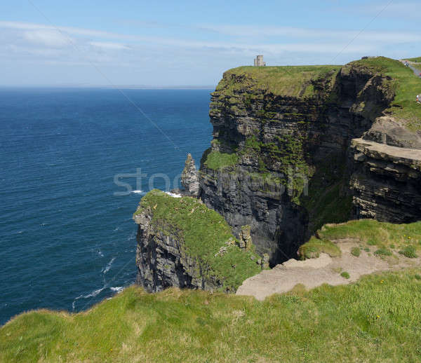 Headland at Cliffs of Moher Stock photo © backyardproductions
