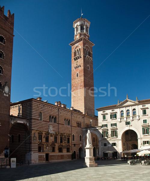 Lamberti Tower Stock photo © backyardproductions
