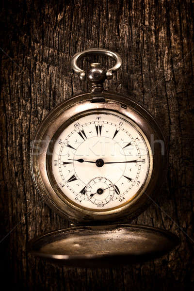 Pocket watch Stock photo © badmanproduction
