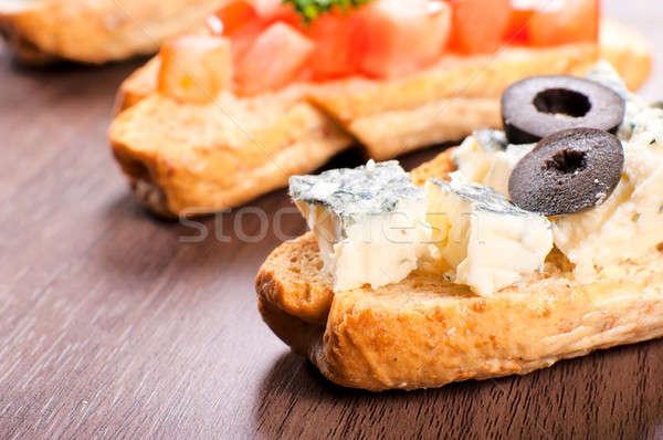Light food Stock photo © badmanproduction