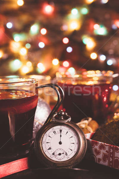 New Year time Stock photo © badmanproduction