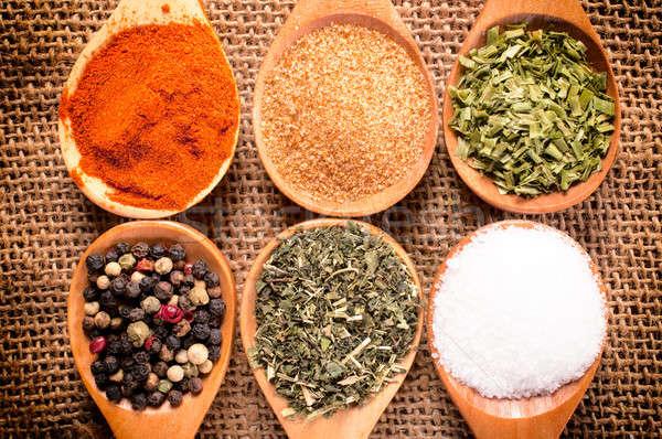 Food ingredient Stock photo © badmanproduction