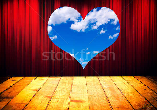 Love concept Stock photo © badmanproduction