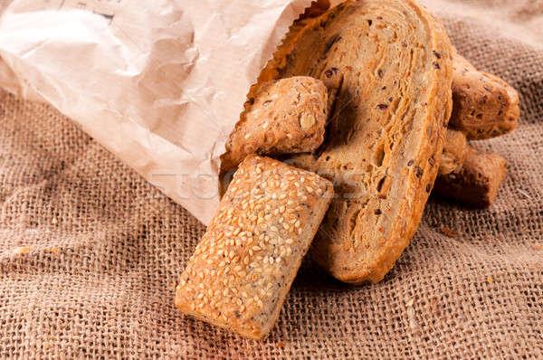 Whole grain Stock photo © badmanproduction