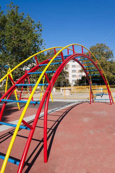 Children playground Stock photo © badmanproduction