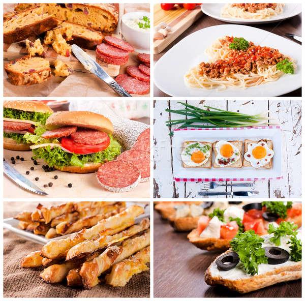 Food time Stock photo © badmanproduction