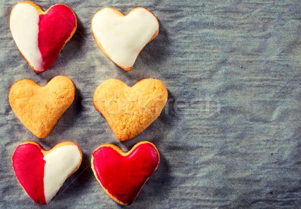 Sweet cookies Stock photo © badmanproduction