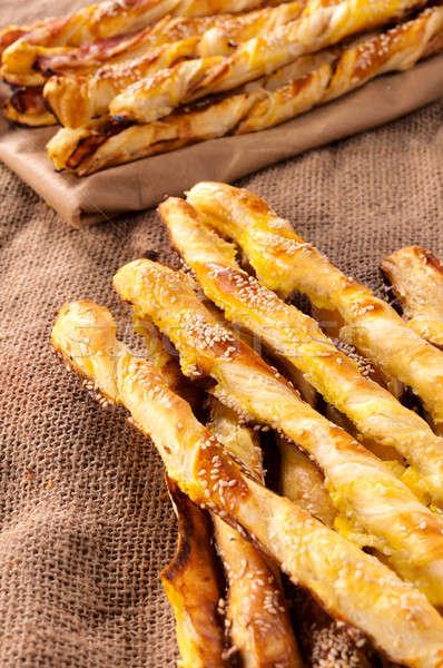 Stock photo: Pastry sticks